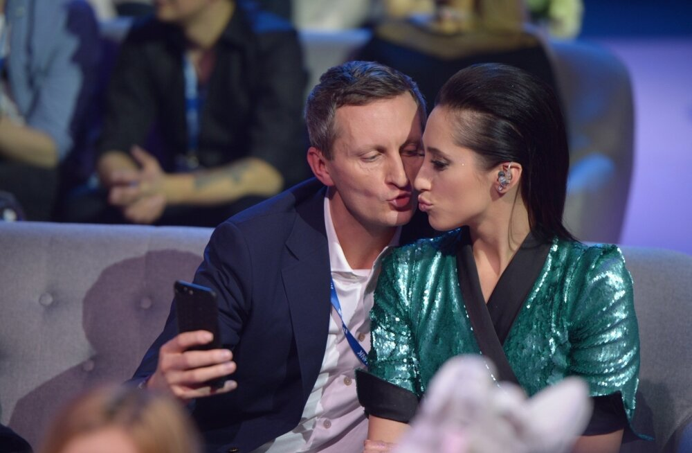 Elina Nechayeva jagas Eesti Laulul võidurõõmu kallimaga! Loe, kes on see salapärane 41-aastane ärimees