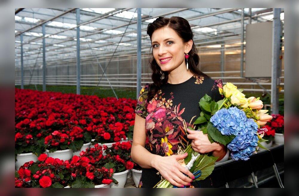 Tiina Talumehe moeetendus (Rhapsody in Bloom)