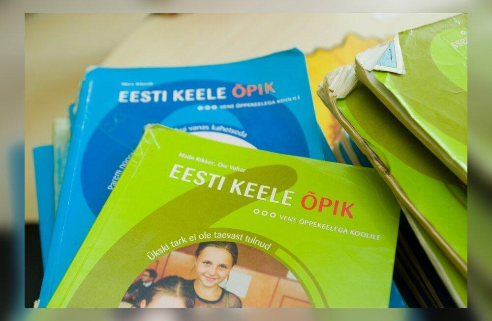 Как лекарство от скуки беженцам в Иллука сгодится даже эстонский язык