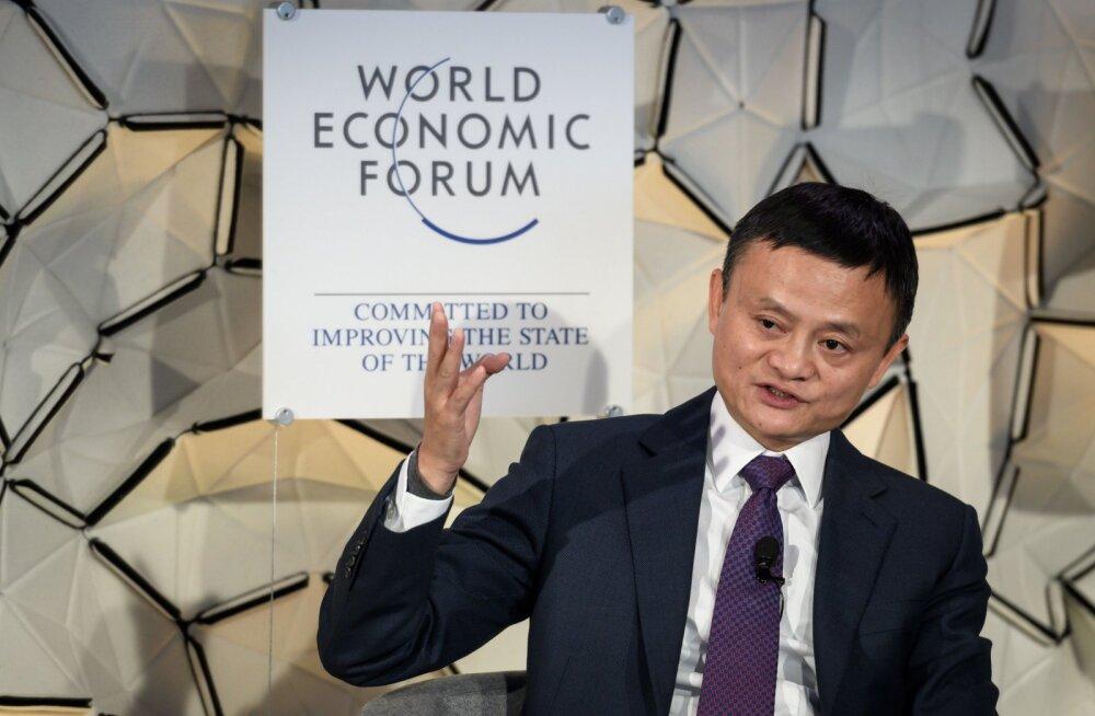 Miks Hiina majanduskasv on nii kõvasti aeglustunud? Miljardärid teavad arvatavasti vastust, mis töötajatele ei meeldi