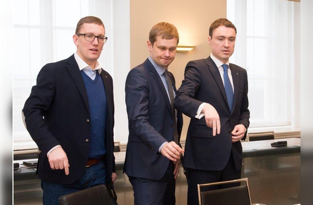 Koalitsiooniläbirääkimised