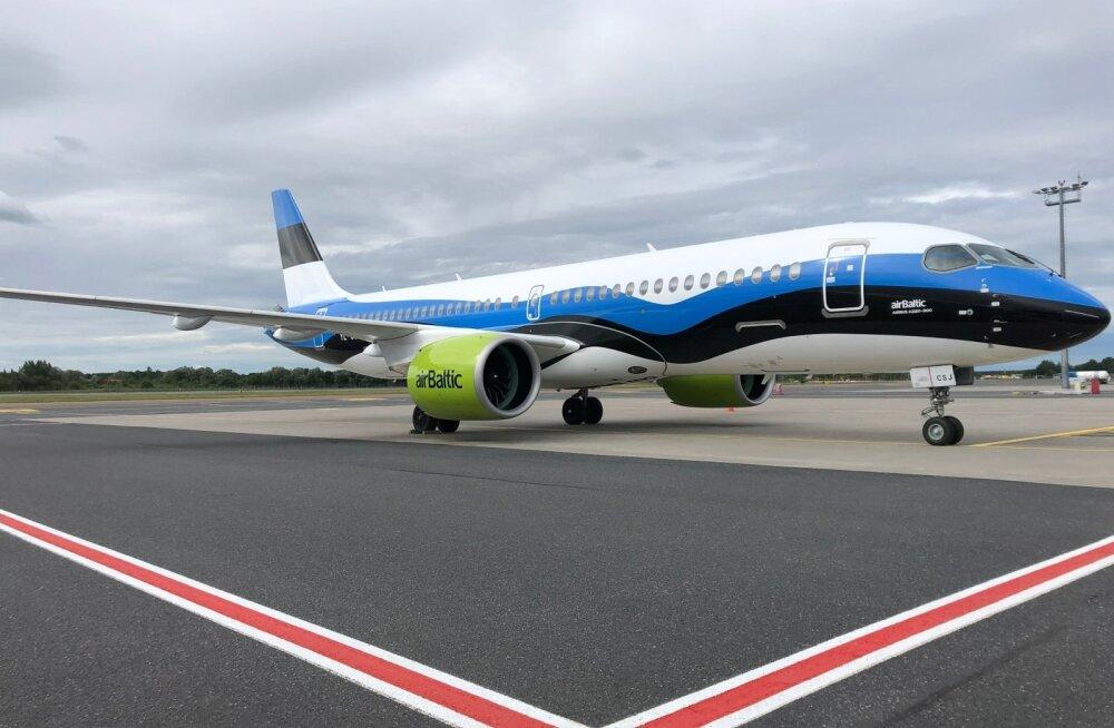ВИДЕО | airBaltic продолжает объединять страны Балтии: теперь они поют в честь 30-летия балтийской цепи