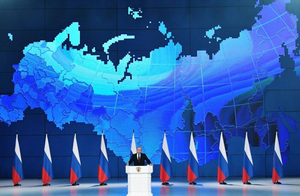 Kreml kommenteeris uute rakettide võimalikke sihtmärke USA-s