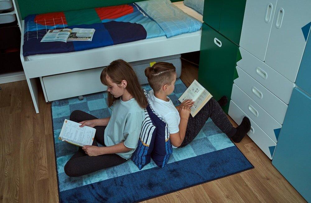 Kooliaeg on peagi taas algamas! Jagame nippe, kuidas luua koju keskkond, kus lapsel on hea õppida