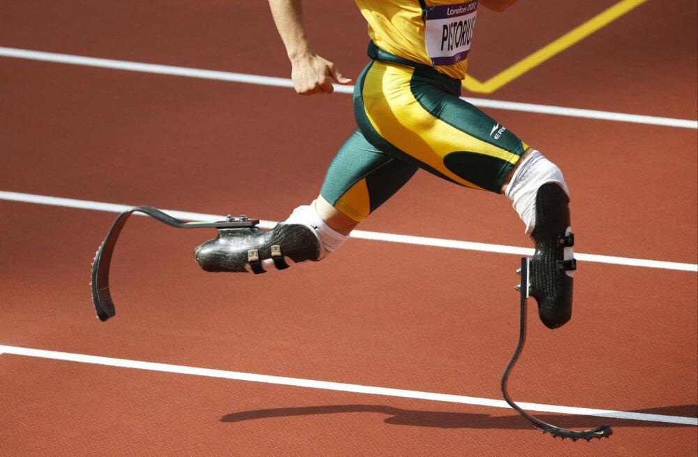 USA jalutu jooksja võitleb Pistoriuse eeskujul õiguse eest võistelda päris olümpial
