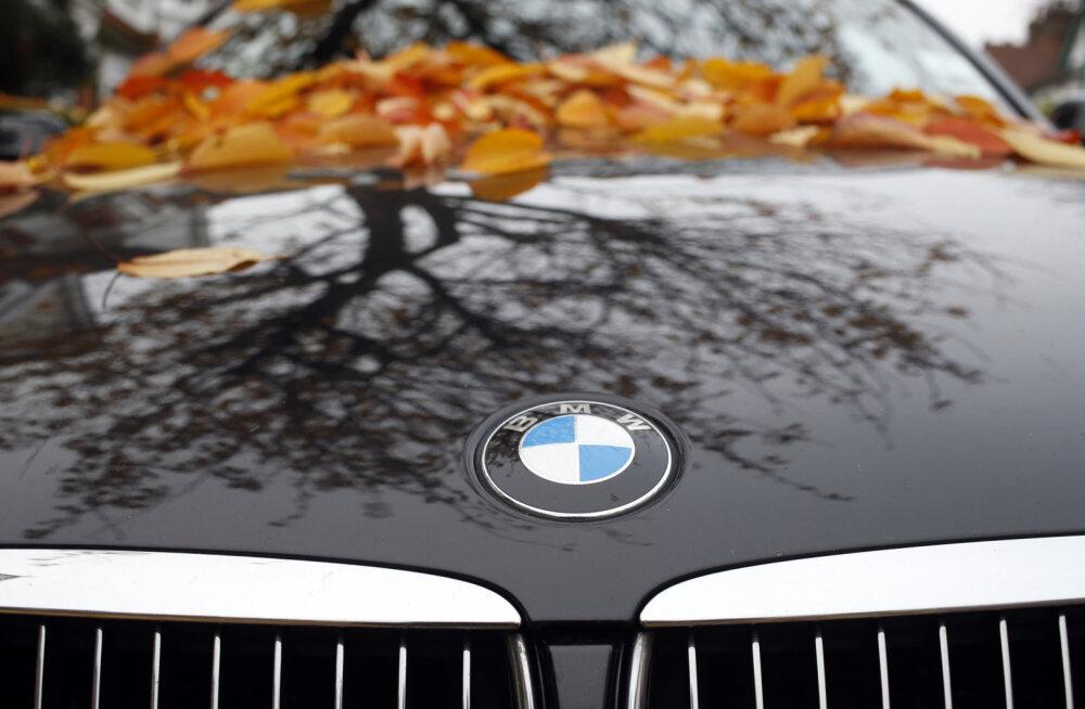 Varguse oht! Lätis ja Leedus tasub jätta auto - eriti, kui see on BMW - valvega parklasse