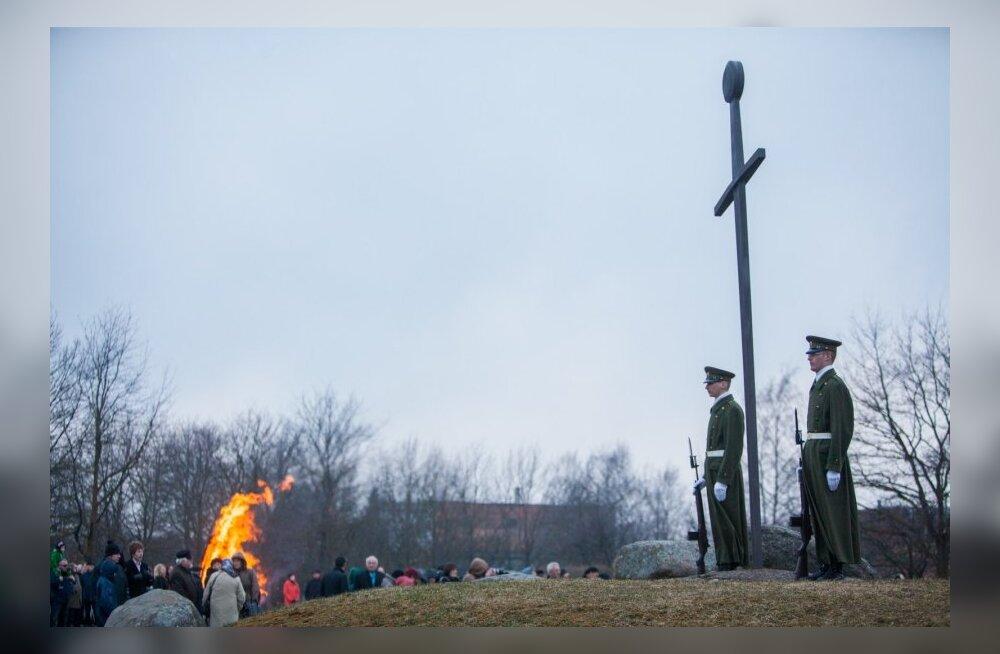Jüriöö ülestõusu 670. aastapäeva tähistamine
