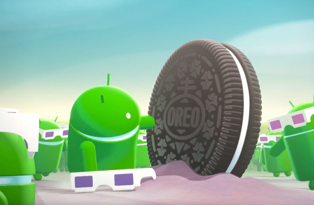 Maailmas on kasutusel miljard Androidi seadet, mille tarkvara on vananenud