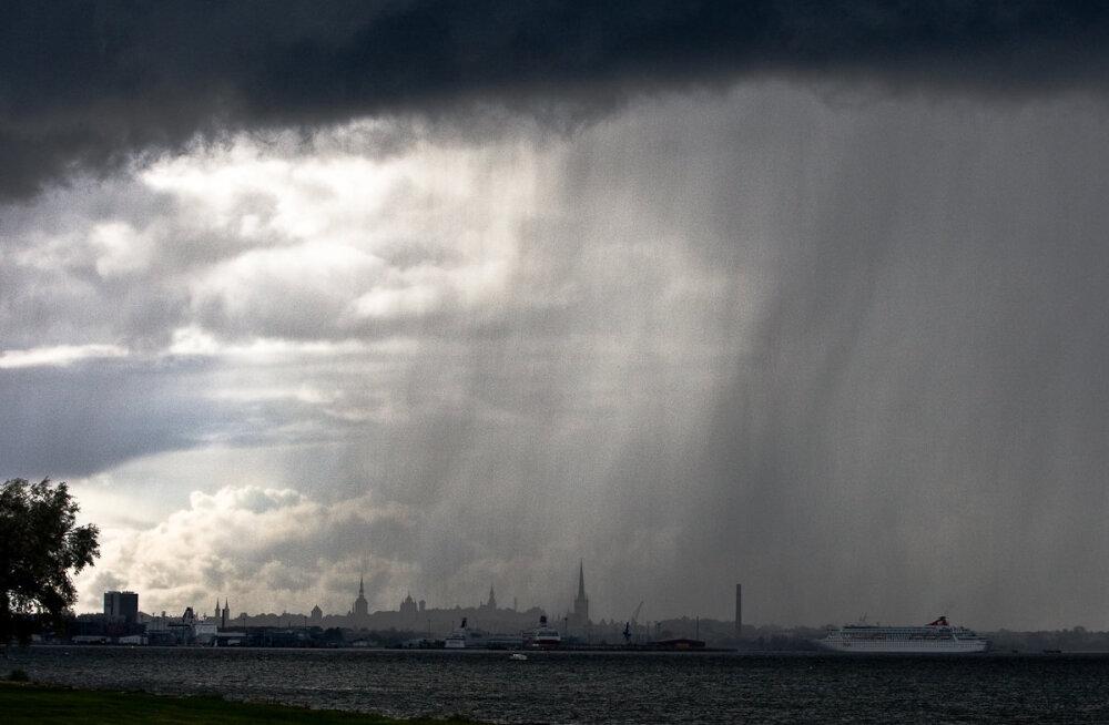 Kuidas püüda vihma pildile?