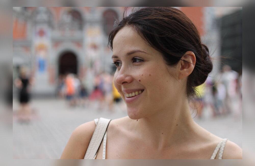 NÄITLEJALT HARRASTAJALE: Jekaterina Novosjolova: elu ise ongi liikumine