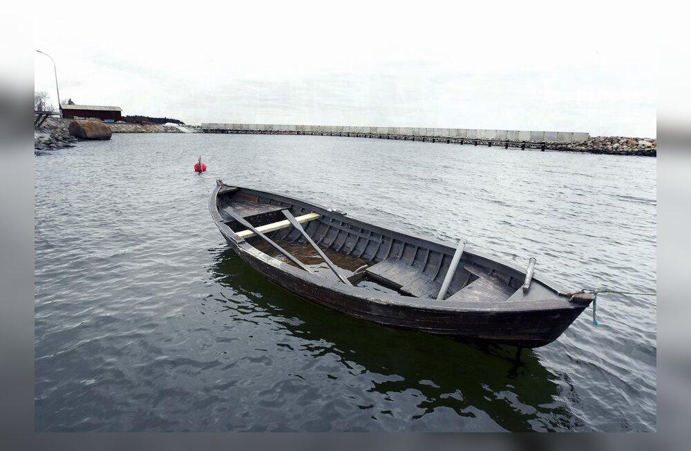 Kloogal uppus eile paadiga järvel olnud mees