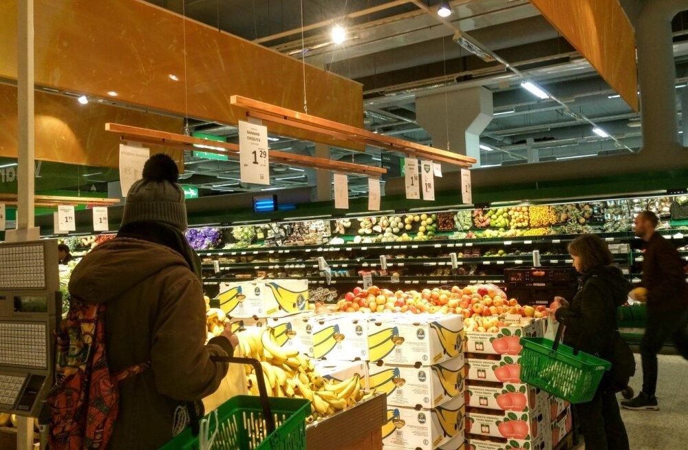 СРАВНЕНИЕ ЦЕН: Сколько стоят продукты в Финляндии и сколько — в Эстонии