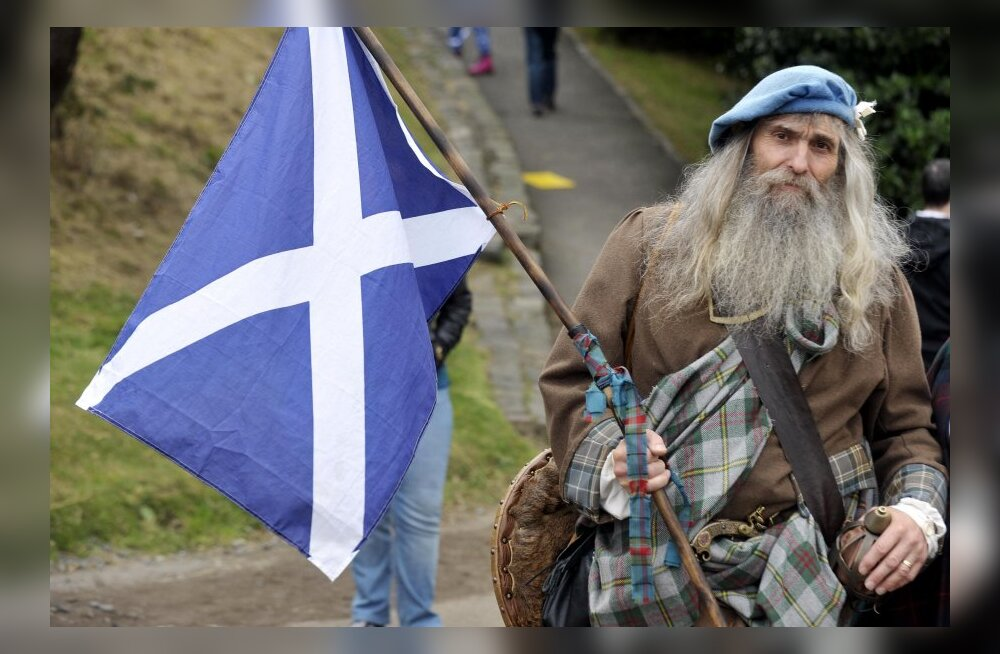 """Šotimaa ja Inglismaa """"sõprus"""" läbi aegade - rida sõdu, unioon ja nüüd siis kolmas referendum"""