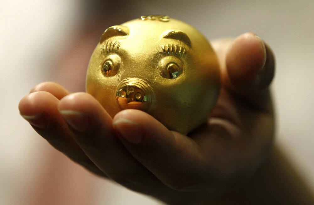 Soros kasutas ära kulla hinnatõusu