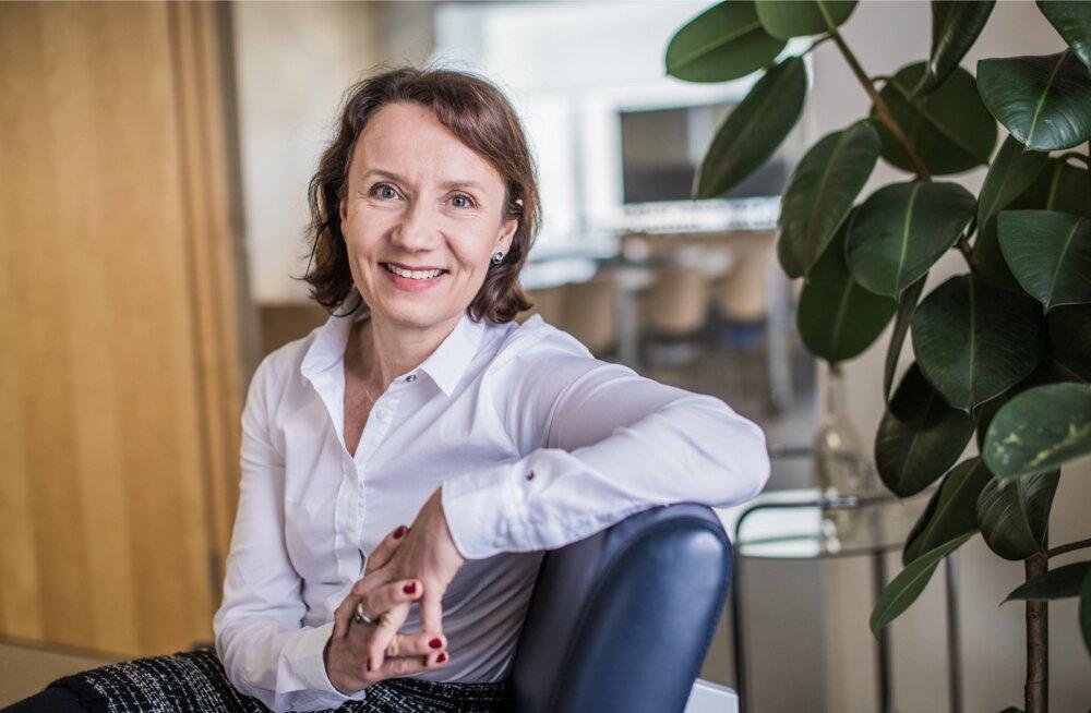 2017. aasta septembrist Finnairi Tartu kontorit juhtiv soomlanna Riitta Lankinen usub, et ettevõtte kasv Eestis jätkub.