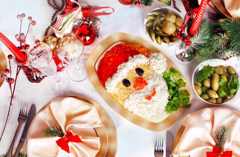 Гастроэнтеролог назвала самые вредные блюда на новогоднем столе