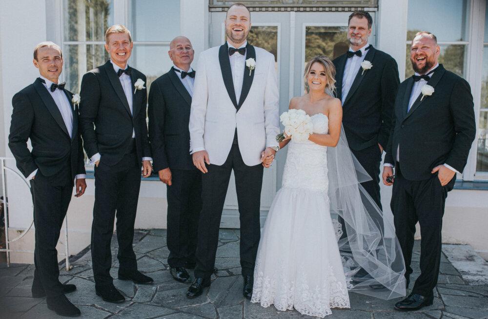 Ärimees Sten-Erik Jantson sai pulmadeks õnnistuse muusikalegendilt: ta on minu elus väga erilisel kohal