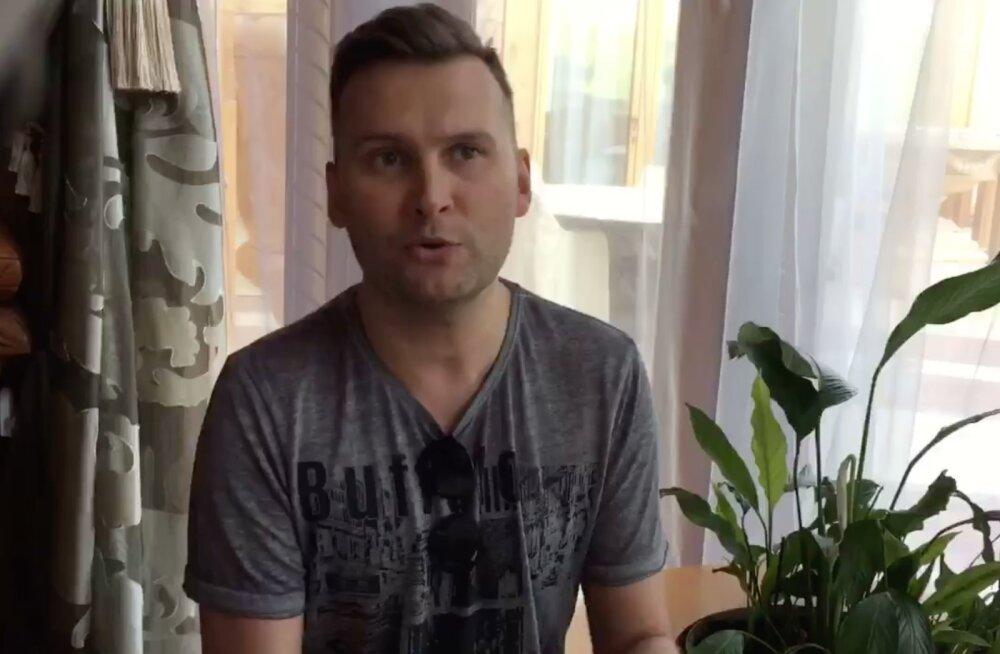 """VIDEO: Uskumatu lugu! Koit Toome mängis Ukraina ekspresidendi villas haruldasel klaveril """"Veronat"""""""