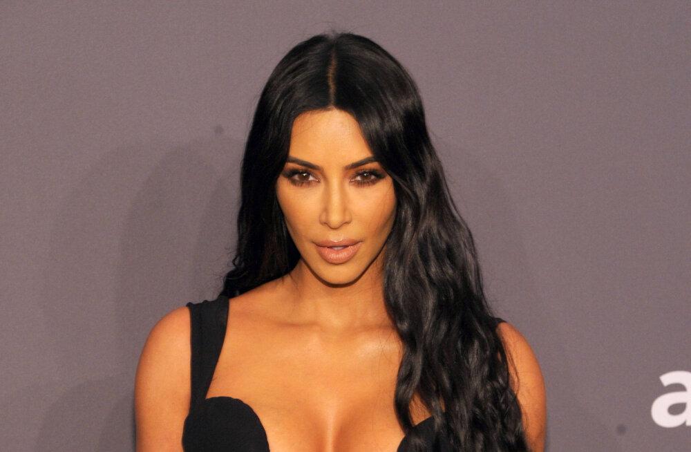 Kim Kardashian pahandas jaapanlasi oma aluspesuga!