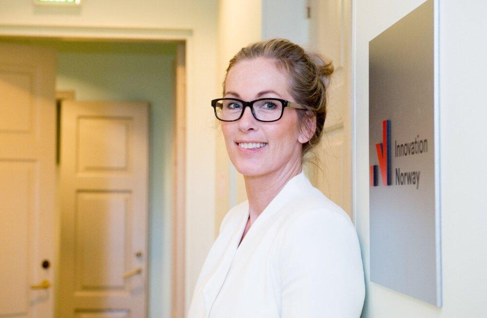 Anita Krohn Traaseth ütleb, et Norrale annab naftatulude kokkukuivamine võimalusi teha majanduses asju teisiti ja targemalt.