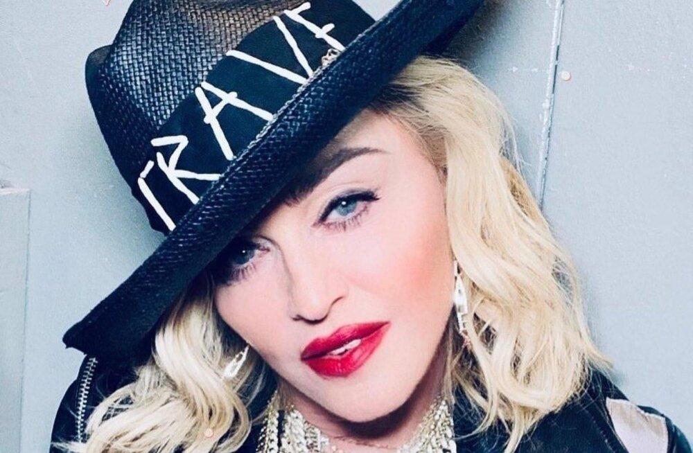 Мадонна рассказала о домогательствах Харви Вайнштейна в ее адрес