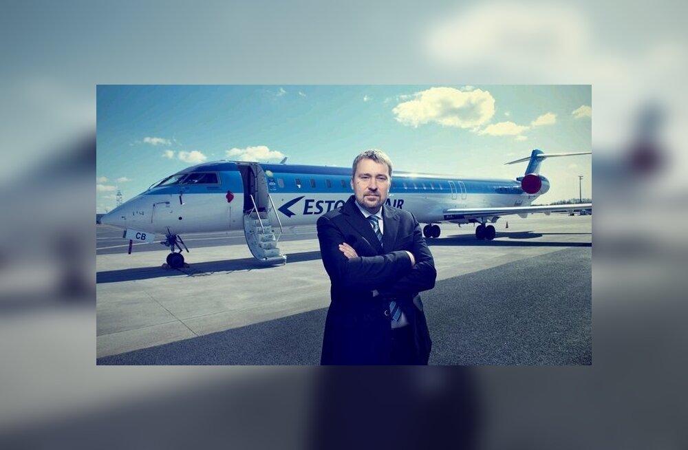 Estonian Airi president lahkub ametist