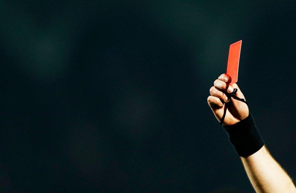 Punane kaart