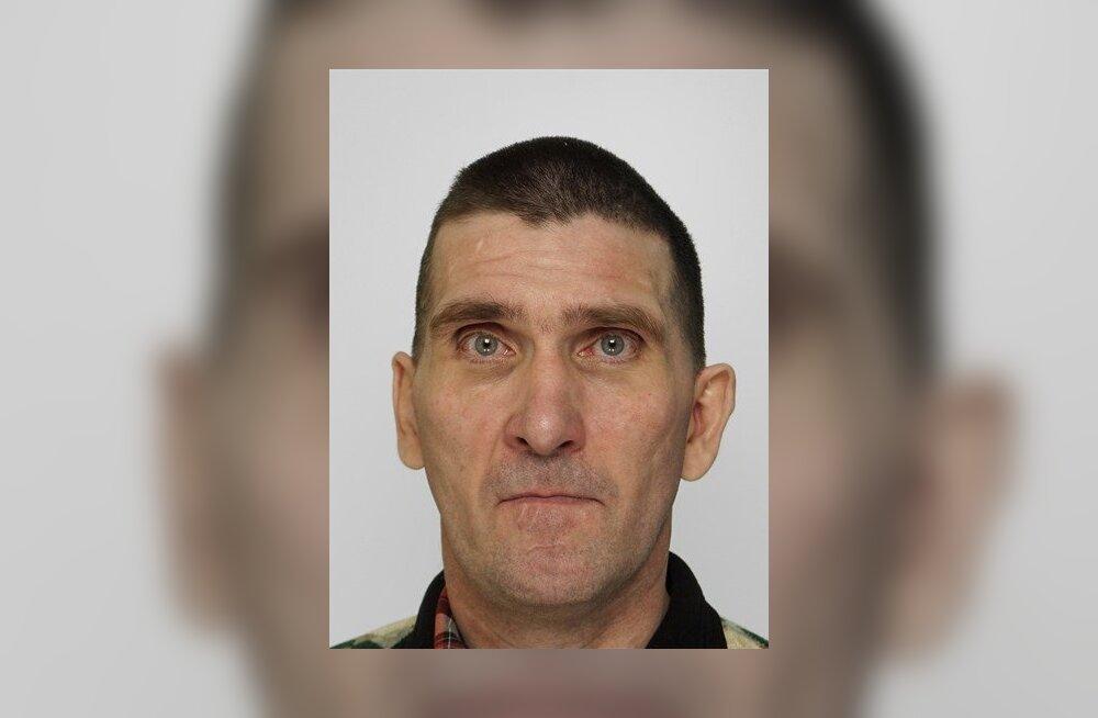 Politsei otsib rehabilitatsioonikeskusest lahkunud 42-aastast Maitu
