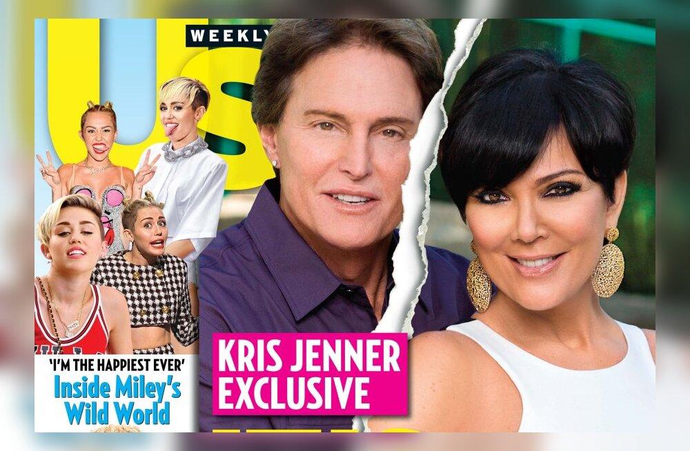 Bruce ja Kris Jenner