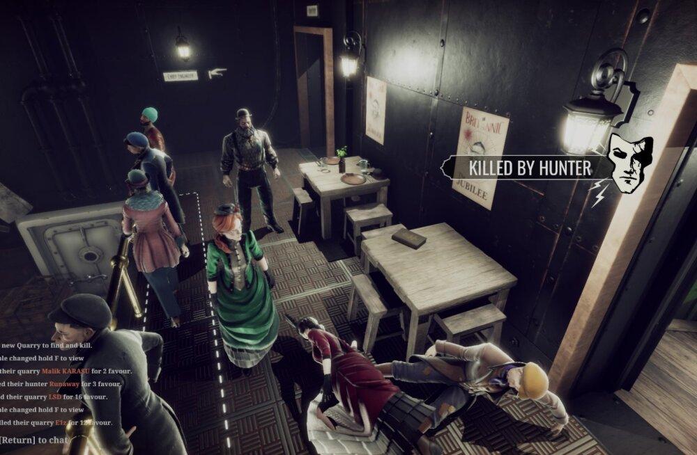 Videomänguarvustus | Murderous Pursuits: vabandage, ma soovin teid mõrvata!