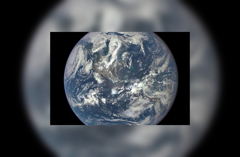 Meie suur sinine marmorkuul: uusversioon maailma vaadatuimast fotost