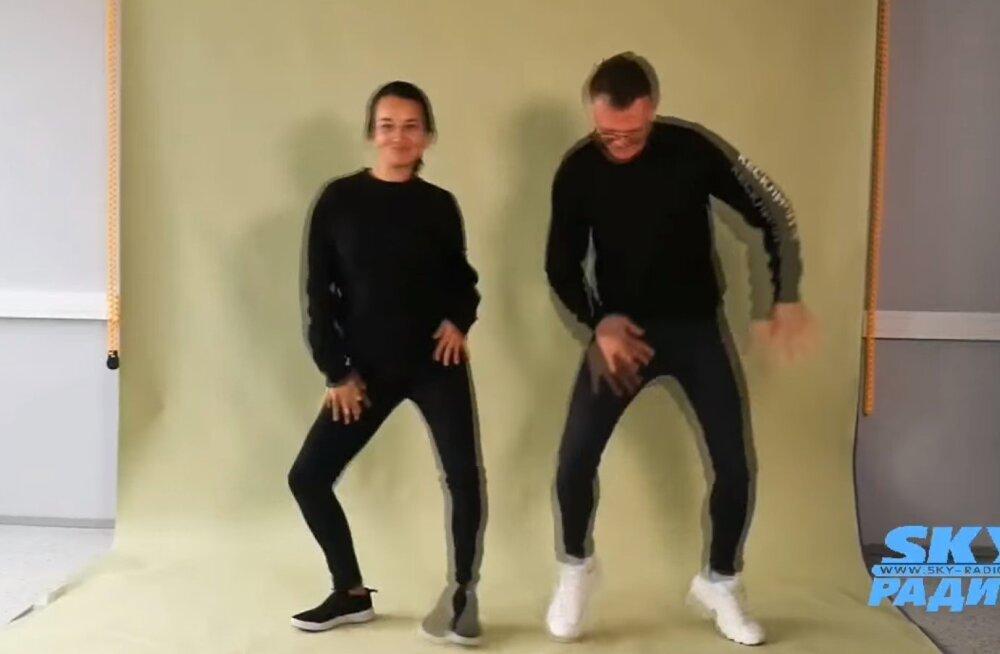 ЗапуSKY! Вся история танцев из музыкальных клипов в одном видео