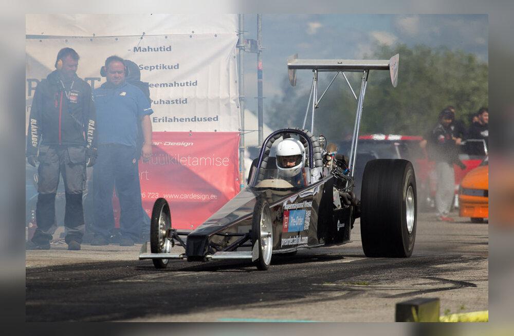 Kiirendushooaeg algab rahvusvahelise võistlusega Kiltsi lennuväljal