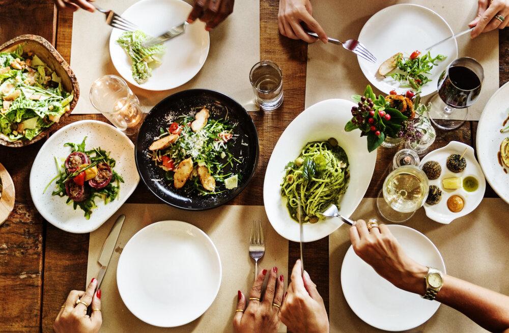 NIPID, kuidas koolitada oma meeli vähem sööma ja rohkem toitu nautima