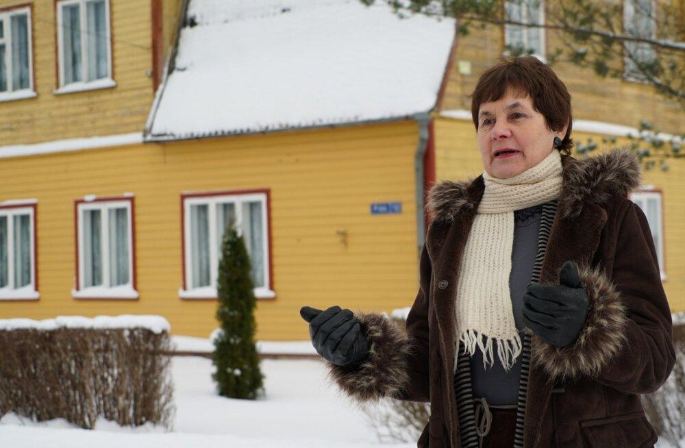 Urmi Reinde sõnul ootavad sundüürnikud, et riik maksaks neile hüvitist kunagise korteri praeguses turuväärtuses.