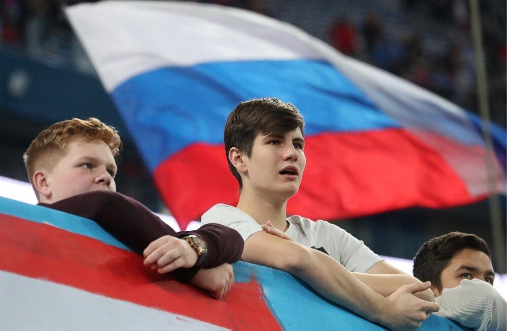 Venemaa fännid