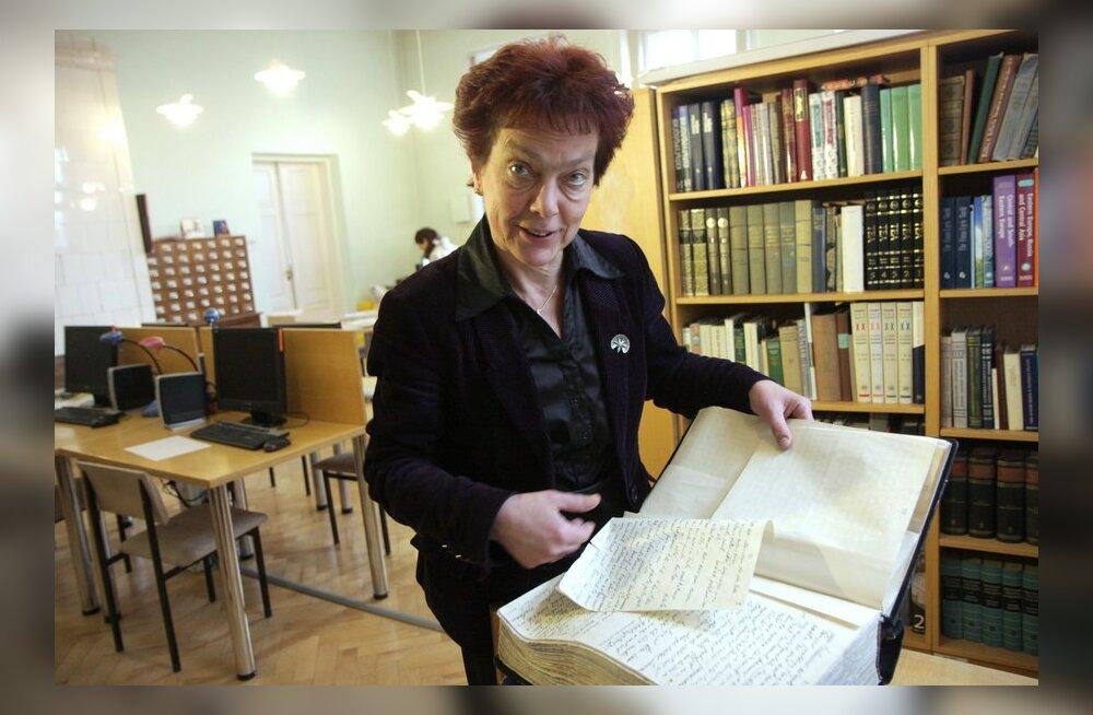 Kultuurikomisjon teeb ettepaneku nimetada Krista Aru rahvusringhäälingu nõukogu liikmeks.