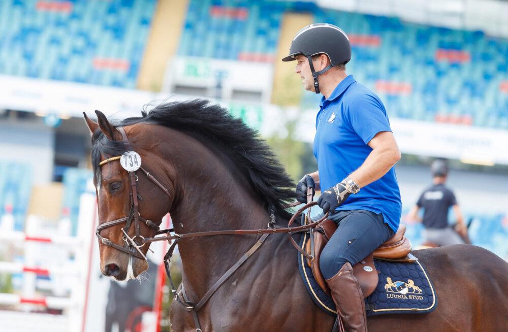 Eesti ratsasportlased ja hobused on Göteborgis EM-iks valmis