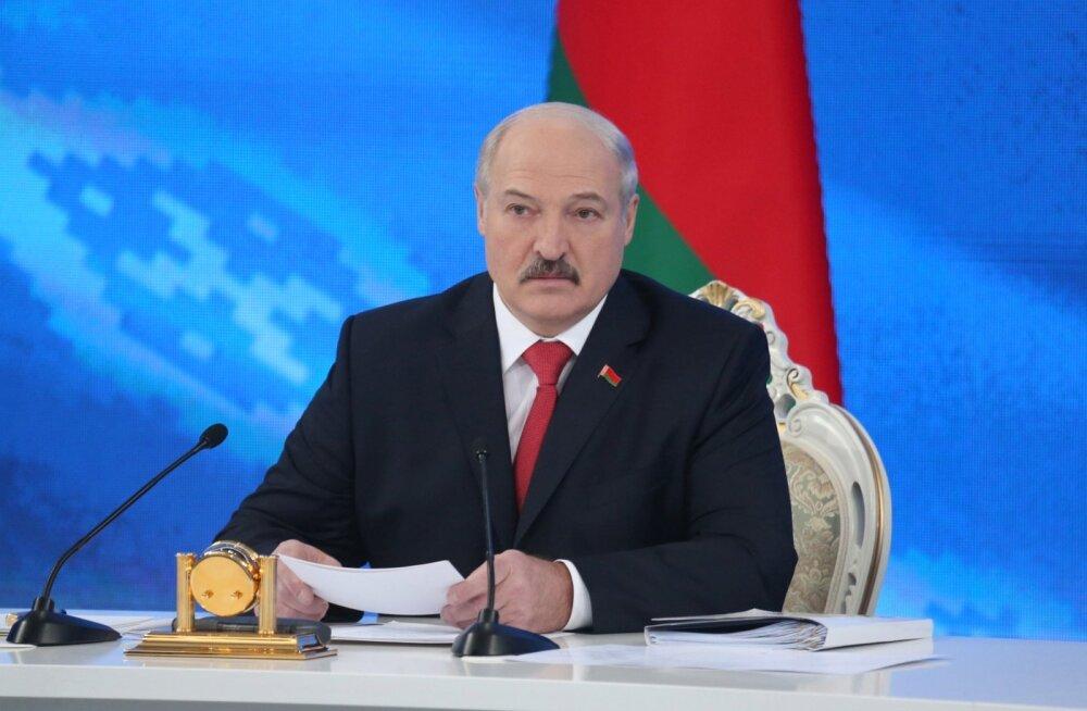 Alaksandr Łukašenka