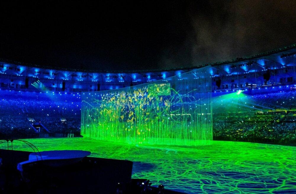 Rio Olümpia kolmas päev