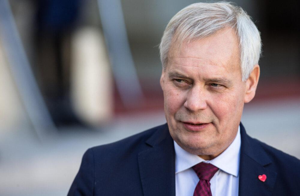 Soome valitsuskriis kogub tuure: kas peaminister Antti Rinnele näidatakse ust?