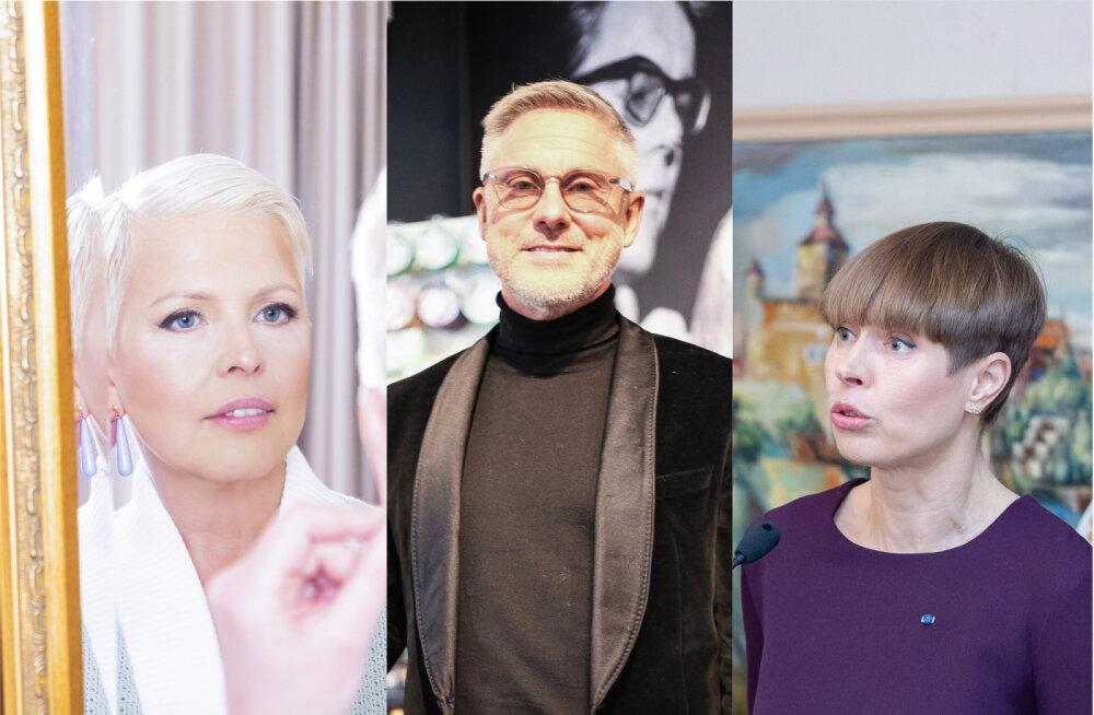 Rootsi kuningakoja soengumeister vaatleb Eesti staaride juukseid: kes saavad kiita ning kelle välimust ta muudaks?