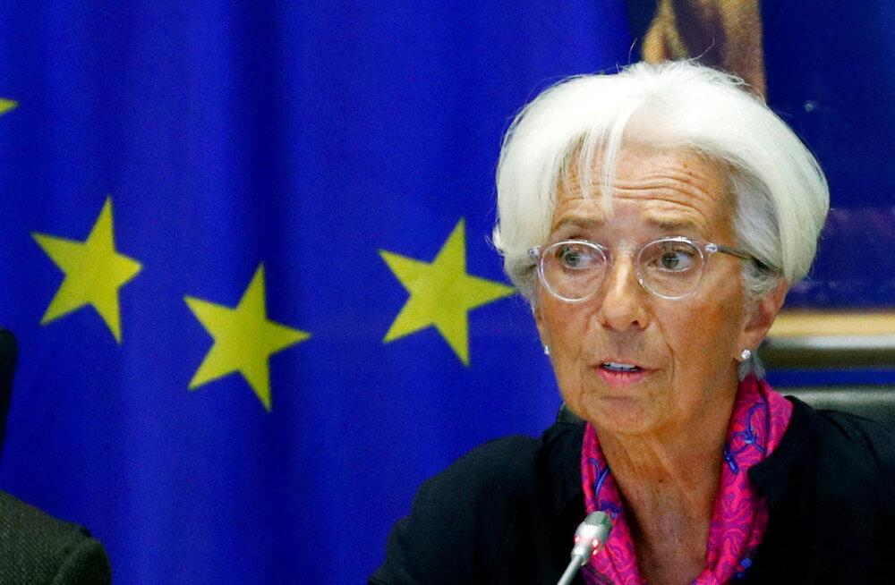 Европарламент проголосовал за назначение Лагард на пост главы ЕЦБ