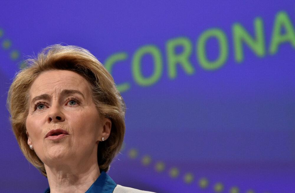 В ходе конференции под эгидой Еврокомиссии за день собрано 7,4 млрд евро на борьбу с пандемией
