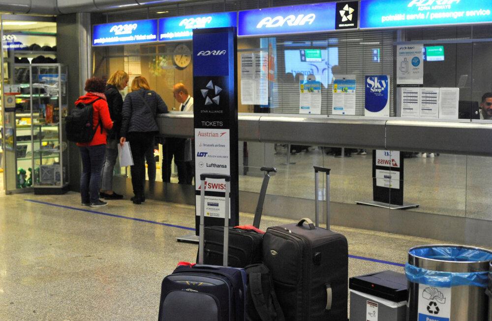 Nordicale seitse miljonit eurot võlgu jäänud Sloveenia lennufirma on pankrotis