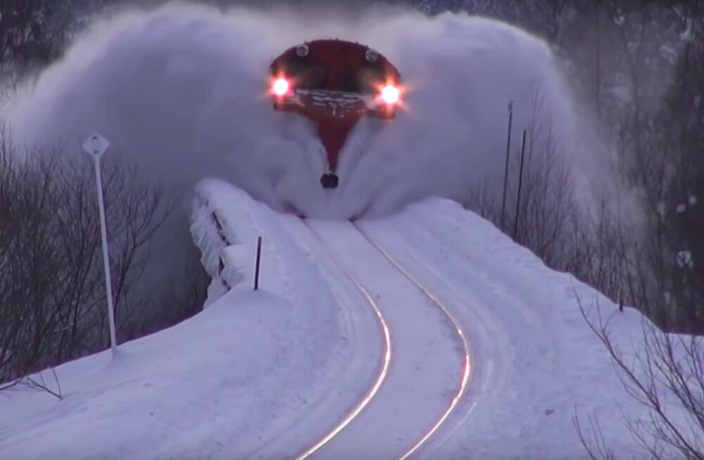 LUMMAV VIDEO | Igatsed tõelist talve? Siin see on!