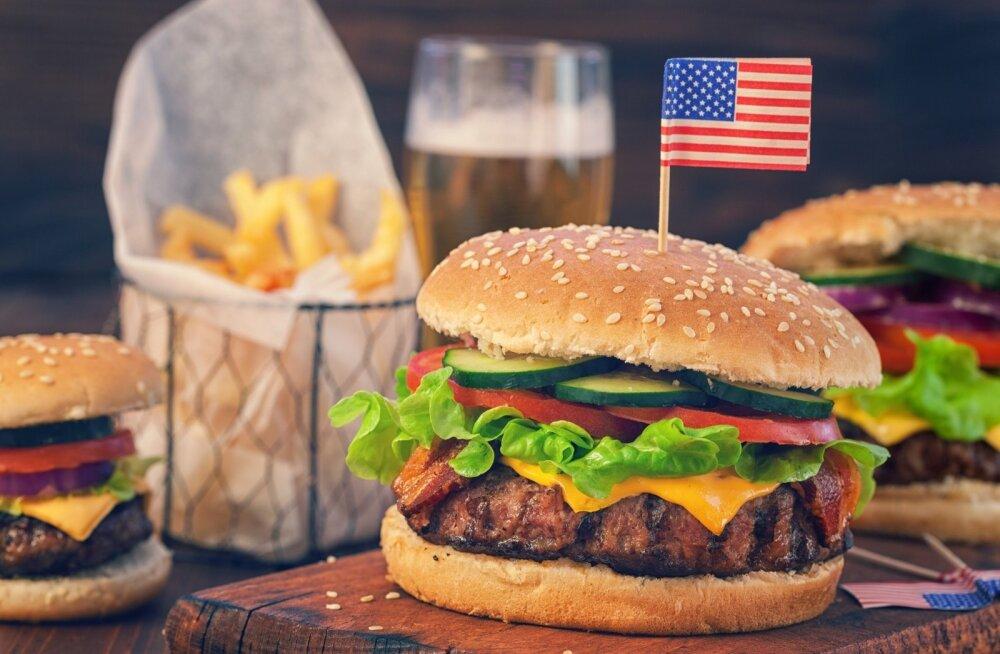 USA friikartulid