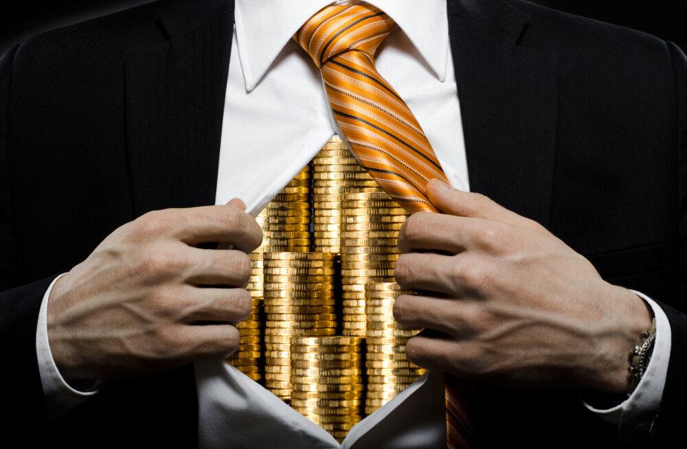 Mis ühendab miljardäre? Robin Sharma kergitab saladuskatet