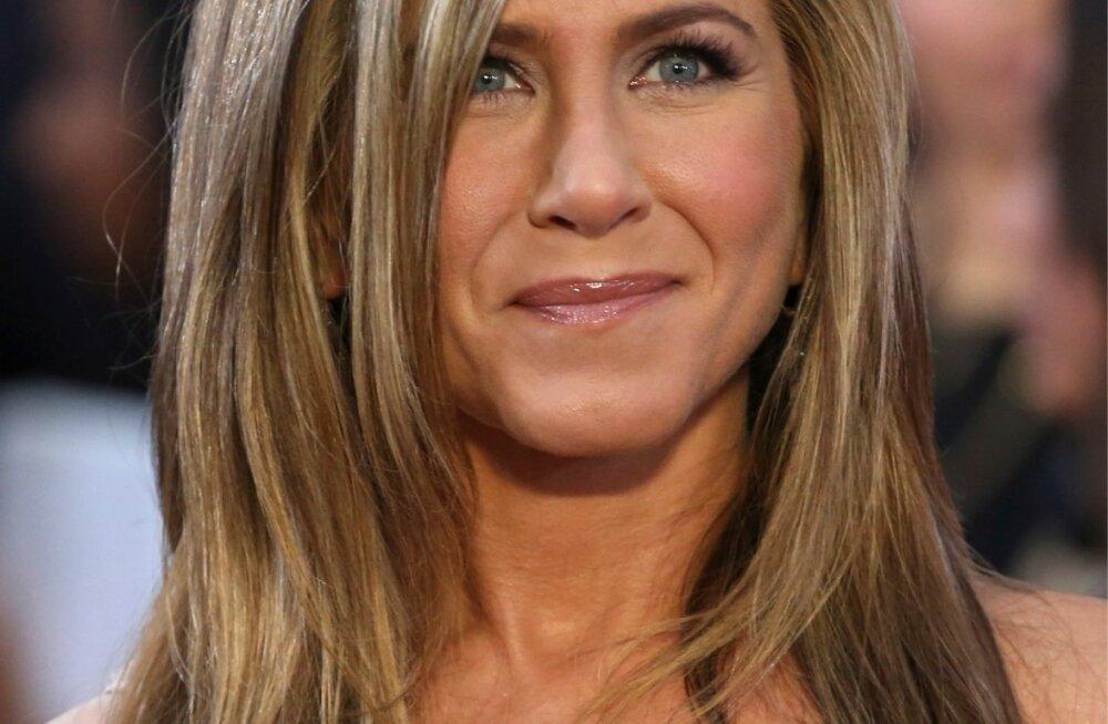 Jennifer Aniston peab oma lahutusega lõppenud abielusid edukaks
