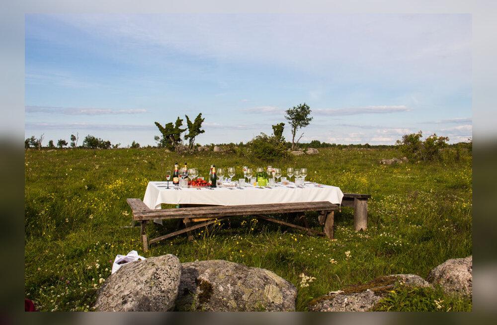 Selle aasta põnevaim suverestoran avatakse Parkri saarel